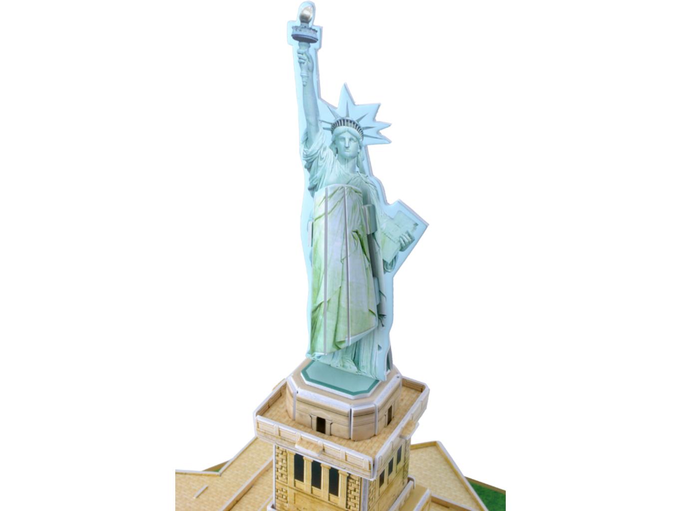 3D Puzzle - Socha svobody