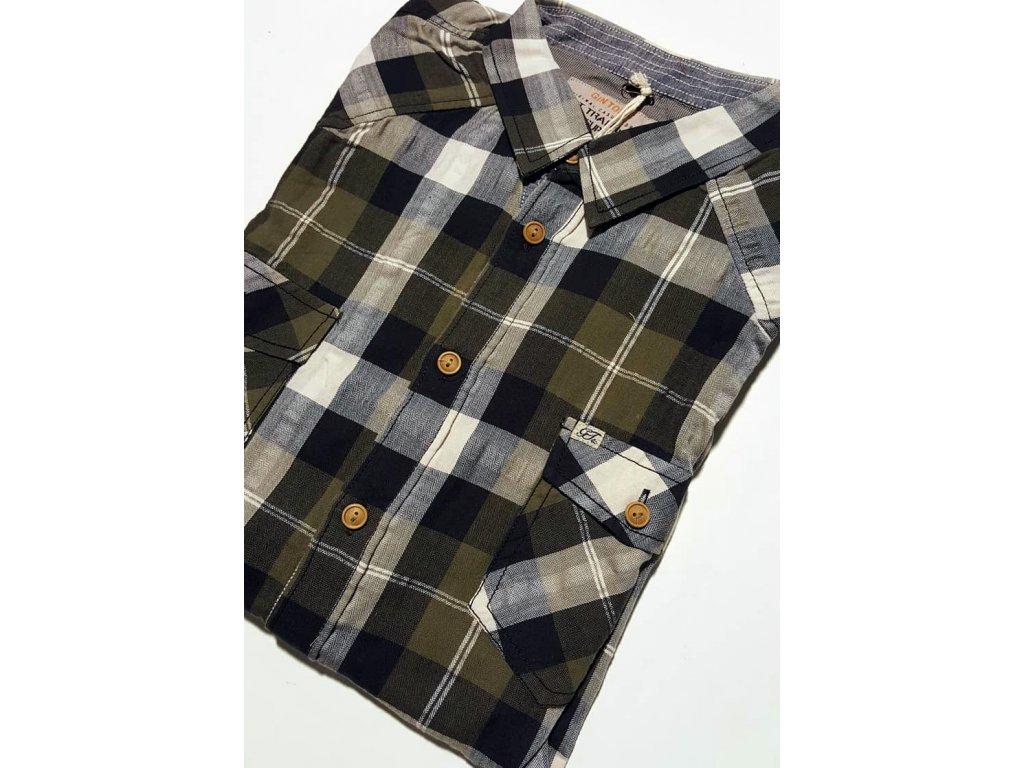 Pánská košile Gin Tonic XL - Levně jen u nás! 8008f6c901