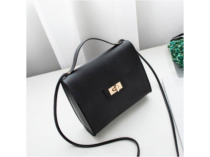 Dásmká kabelka černá malá