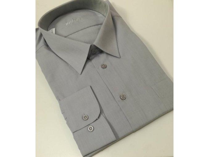 Pánská košile šedá joka 24068