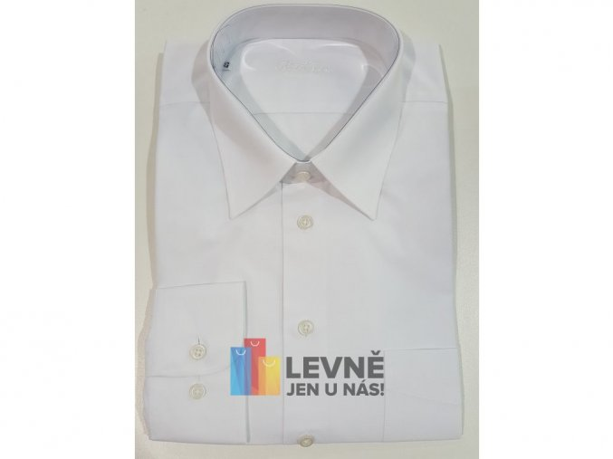 Pánská košile joka bílá 42792