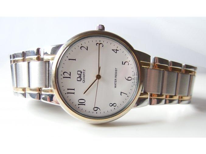 Pánské hodinky kovové Q+Q