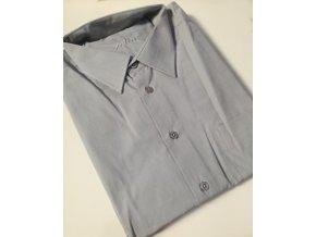 Pánská košile šedá 42821