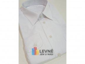Pánská košile bílá joka 44224