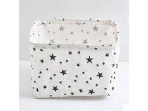Malý košík s hvězdičky
