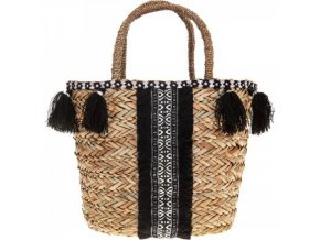 Nákupní taška z mořské trávy