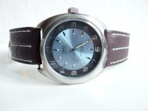 Pánské hodinky kožené