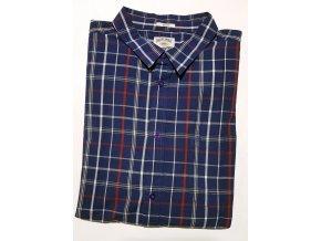 Pánská košile Wrangler modrá