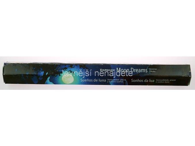 Vonné tyčinky MĚSÍČNÍ SEN 20 ks