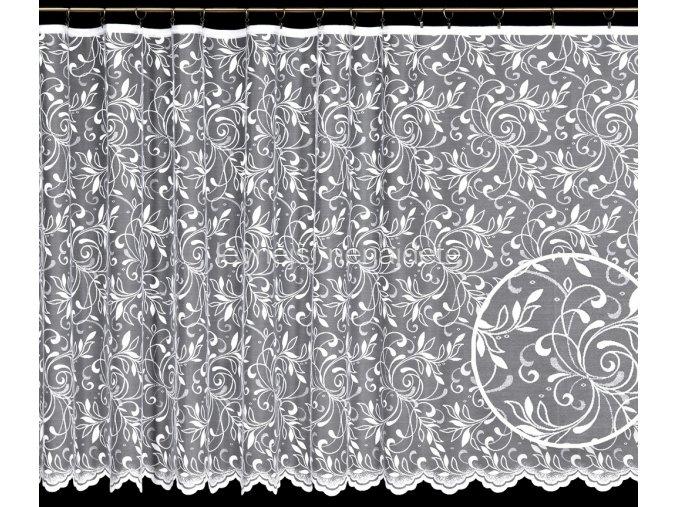 Záclona Květa 175 cm