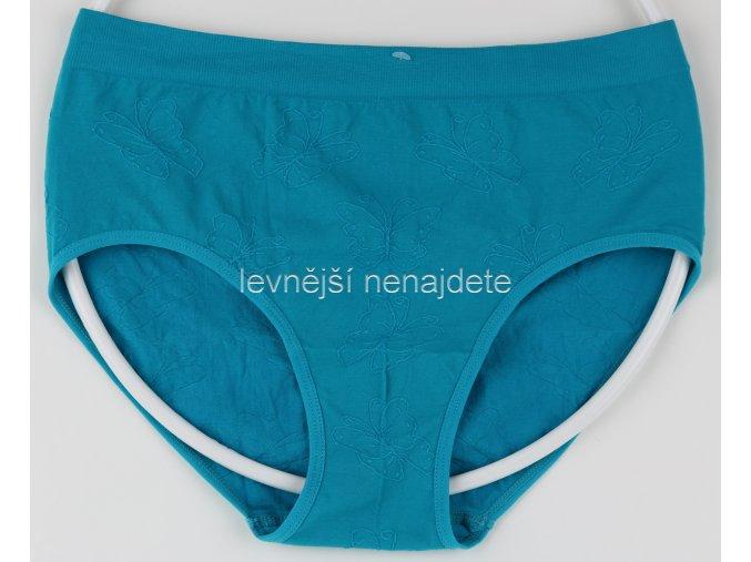 Dámské kalhotky tyrkysové