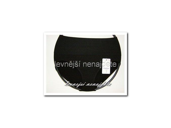 Stahovací kalhotky černé
