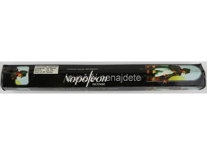 Vonné tyčinky NAPOLEON 20 ks