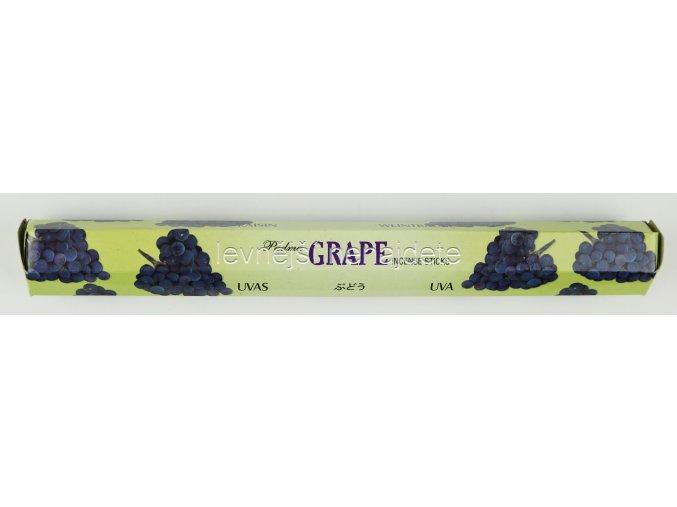 Vonné tyčinky GRAPE 20 ks