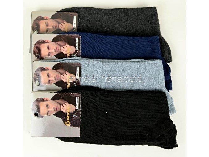 Pánské bavlněné ponožky Y01M 3 páry