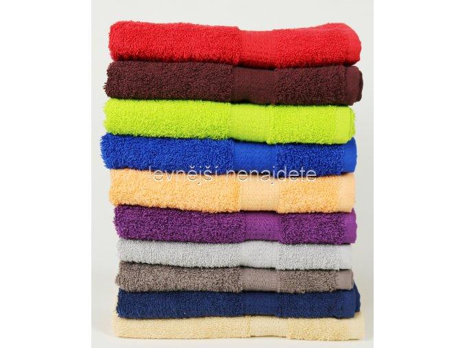 Froté ručník SPRING  50 x 100 cm
