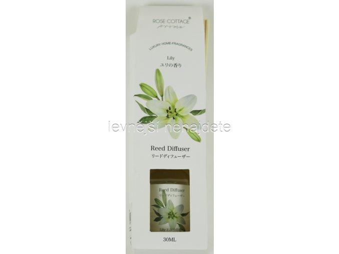 Vonný difusér lily 30 ml