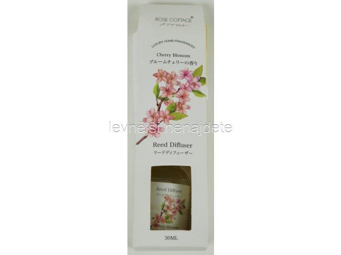 Vonný difusér třešňový květ 30 ml