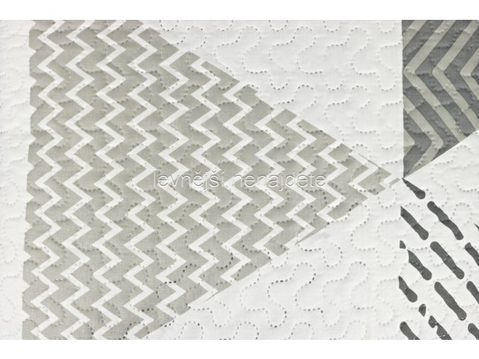 Přehoz na postel dvoulůžko TEREZ 220 x 240 cm