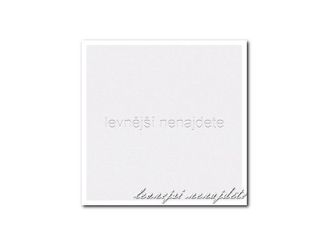Froté prostěradlo bílé 160x200 cm
