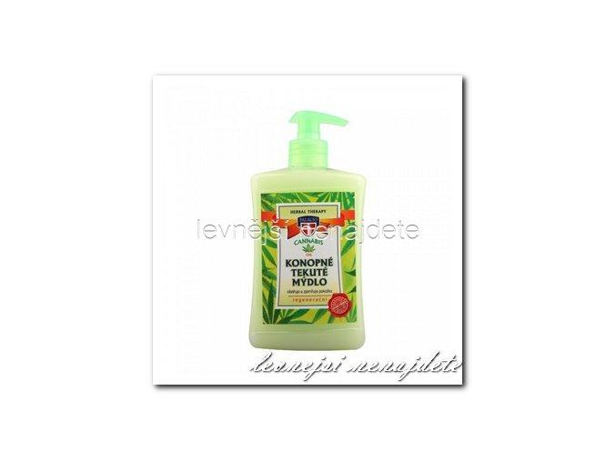 Konopné tekuté mýdlo, 500ml