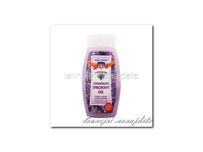 Levandulový sprchový gel, 250ml