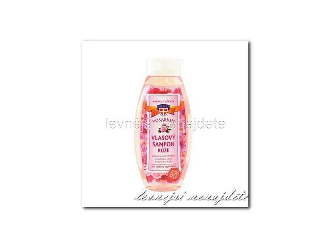 Vlasový šampon růže, 500ml