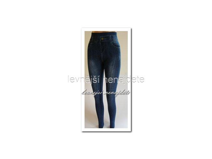 Dámské bambusové legíny jeans