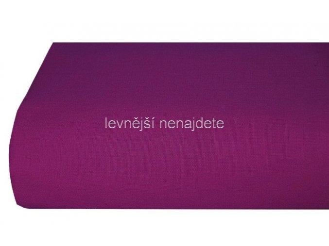 plátno fialová