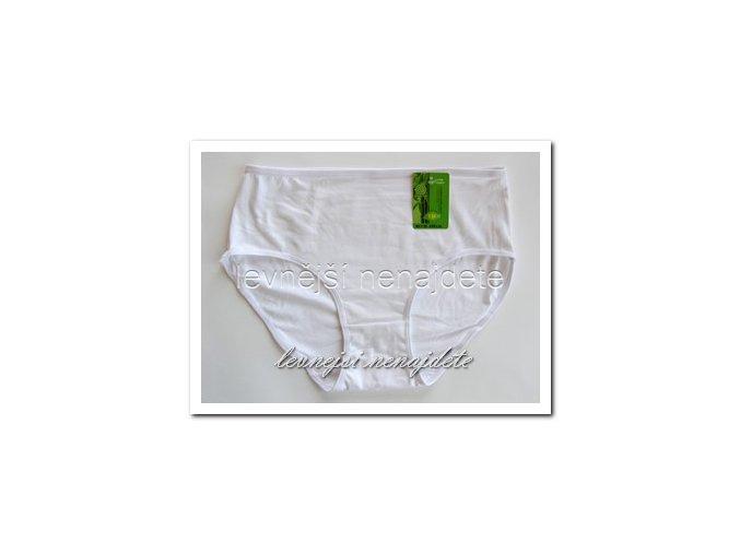 Bambusové kalhotky bílé klasické