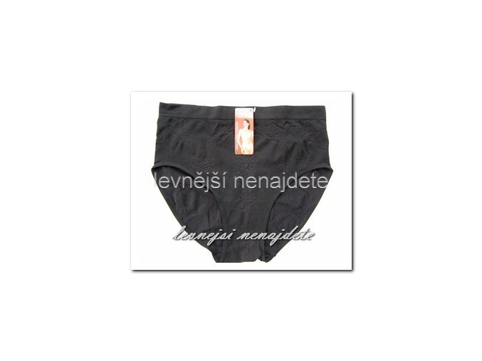 Dámské kalhotky černé