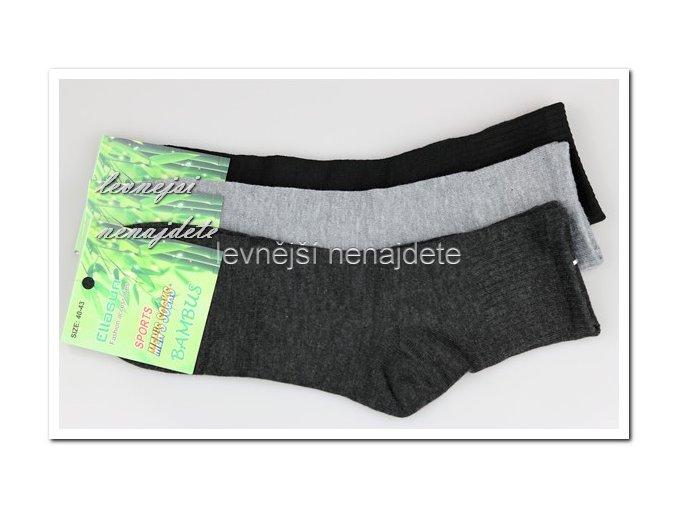 Pánské ponožky sports 3 páry