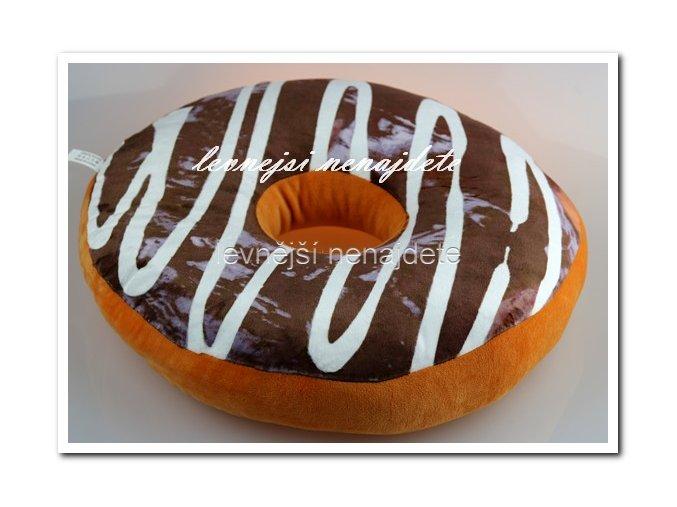Polštářek donut vz. 3 průměr 38 cm