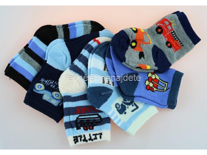 Dětské ponožky RH 3 páry