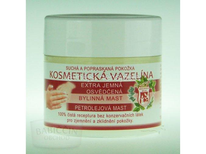 Kosmetická vazelína, 150 ml