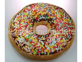 Polštářek donut vz. 9 průměr 38 cm