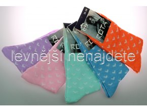 Dámské ponožky C32Z 5 kusů