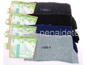Pánské bambusové ponožky 3 páry