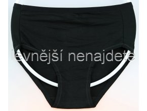 Bambusové kalhotky černé