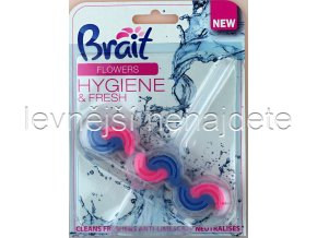 BRAIT WC závěs FLOWERS 45 g