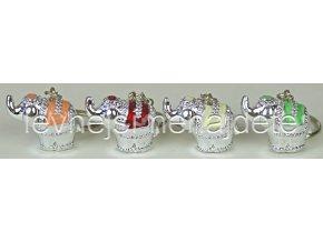 Přívěsek na klíček slon
