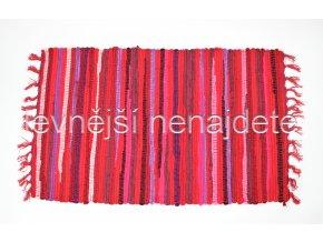 Kobereček červený 47x80cm