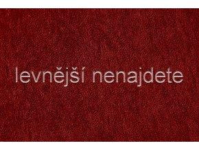 Froté prostěradlo hráškově vínové 200x220 cm