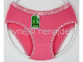 Bambusové kalhotky vz.2 růžové