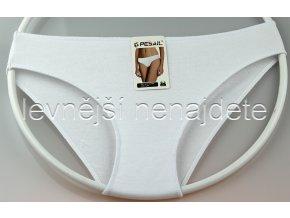 Bavlněné kalhotky SNC bílé