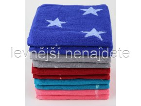 Froté ručník STARS 50 x 100 cm
