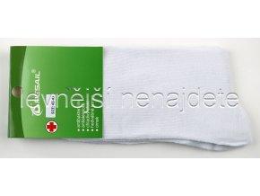 Pánské ponožky bílé
