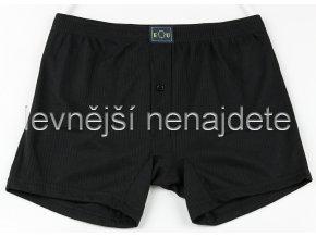 Pánské boxerky černé