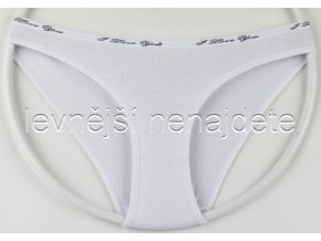 Bavlněné kalhotky bílé