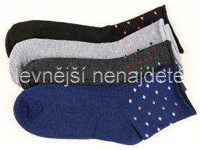 Dámské zdravotní ponožky pun 3 páry
